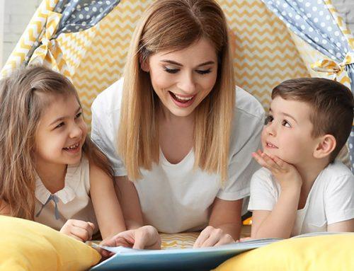 Cómo seleccionar una buena niñera