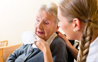 Cuidado de ancianos